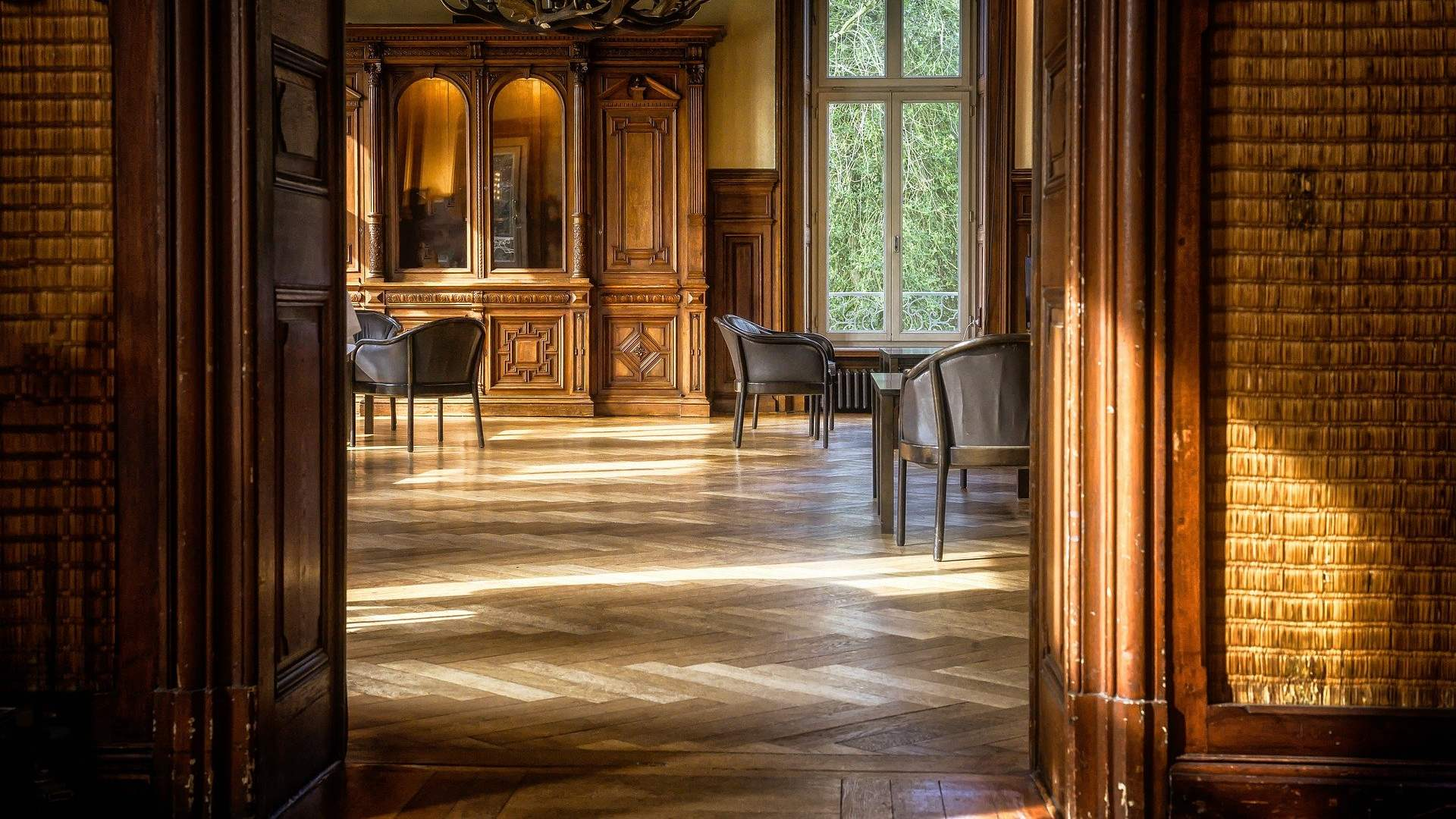 Podłogi drewniane Warszawa